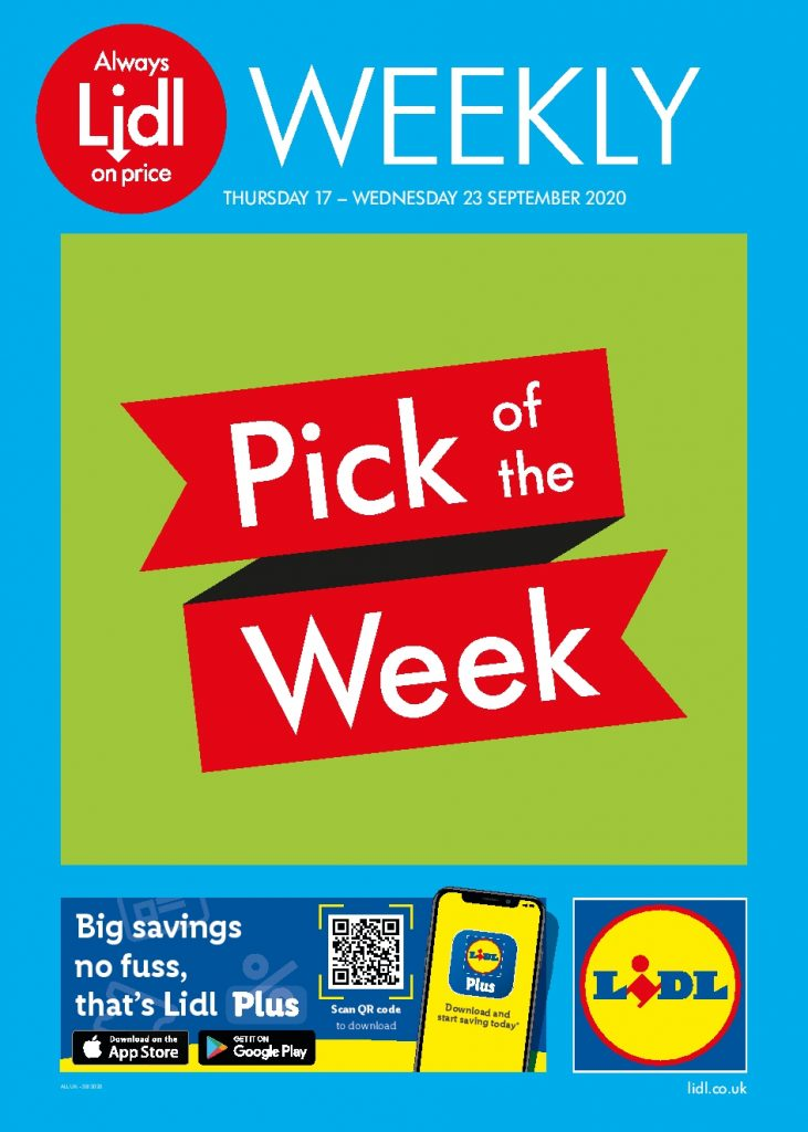 LIDL Offers This Week 17th Sep to 23rd Sep 2020 Preview