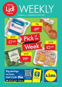 LIDL Offers 24th September - 30th September 2020 Next Week Preview