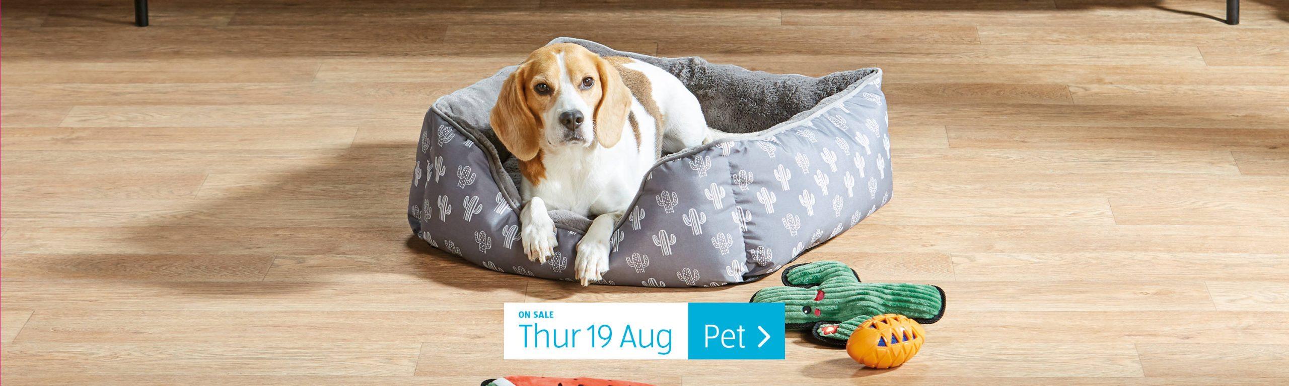ALDI Thursday Offers 19th August 2021 ALDI Pet