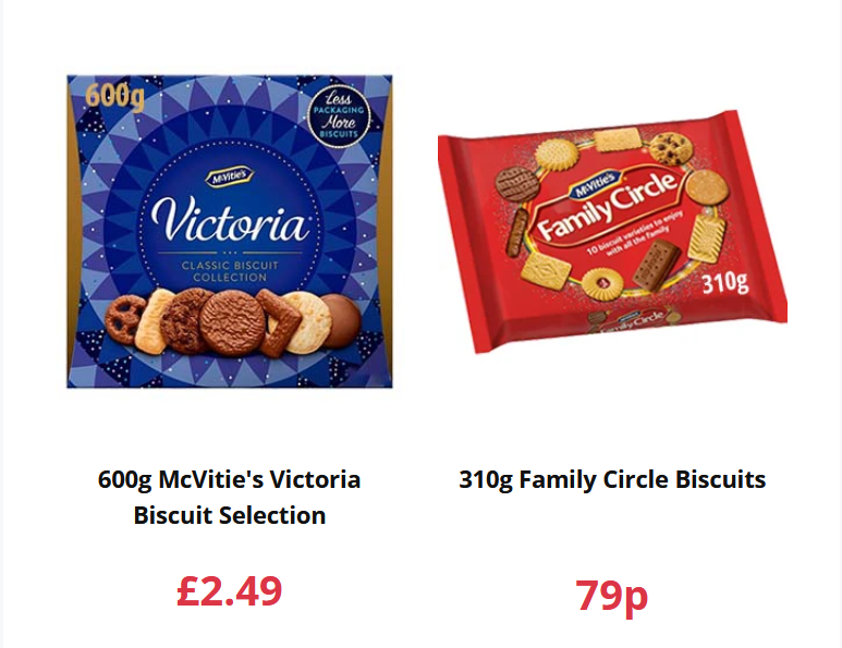 Farmfoods Offers Valid until at least 7th December 2020 & Farmfoods Voucher