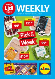 LIDL Offers 14th January - 20th January 2021 Next Week Preview