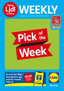 LIDL Offers This Week 18th Feb to 24th Feb 2021 Preview