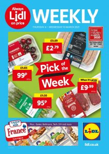 LIDL Offers This Week 4th Mar to 10th Mar 2021 Preview