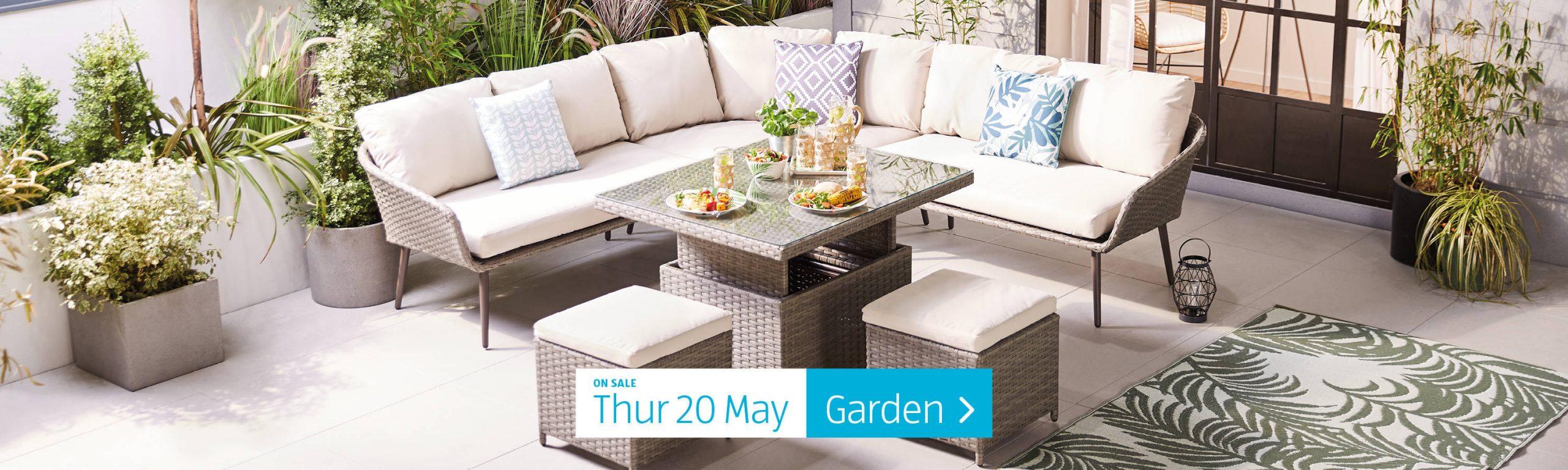 ALDI Thursday Offers Garden 20th May 2021