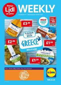 LIDL Offers This Week 13th May to 19th May 2021 Preview