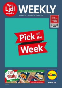 LIDL Offers 6th May - 12th May 2021 Next Week Preview