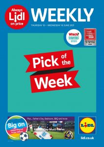 LIDL Offers 10th June to 16th June 2021 LIDL Leaflet Next Week Preview