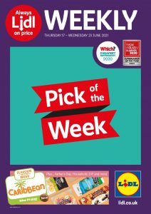 LIDL Offers This Week 17th June - 23rd June 2021 LIDL Special Buys Preview