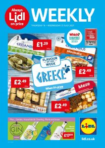 Lidl Offers This Week 15th July - 21st July 2021 Lidl Special Buys