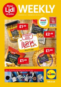 LIDL Offers 22nd July to 28th July 2021 Next Week Preview
