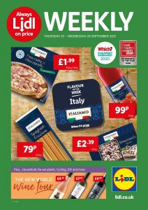 LIDL Offers This Week 23rd September - 29th September 2021 Preview