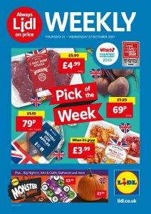 Lidl Offers This Week 21st October - 27th October 2021 Lidl Special Buys